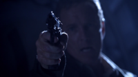 Teen Wolf Season 3 Episode 7 Currents Linden Ashby Sheriff saves the day