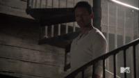 Teen Wolf Season 3 Episode 8 Visionary Ian Bohen Enter Pater Spiral Stair