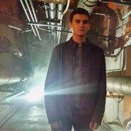 Teen Wolf Season 5 Behind the Senes Micheal Johnson Terminal Island Water Reclamation Plant san pedro