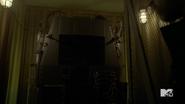 Teen Wolf Season 5 Episode 17 A Credible Threat Argent's machine