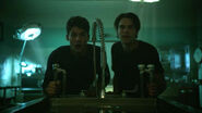 Cody-Christian-Dylan-Sprayberry-Theo-Liam-in-morgue-Teen-Wolf-Season-6-Episode-9-Memory-Found