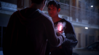 Teen Wolf Season 3 Episode 6 Motel California Dylan O'Brien Tyler Posey Stiles saves Scott