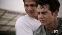 Teen Wolf Season 4 Episode 3 Muted Stiles exhausted