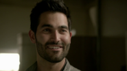 Teen Wolf Season 4 Episode 5 IED Derek smile