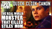 Teen Wolf Mystery The Deadliest Villain is Real (Frontotemporal Dementia)