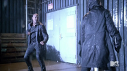 Teen Wolf Season 4 Episode 7 Weaponized Deaton shows some moves