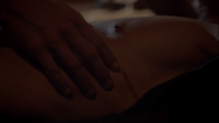 Teen Wolf Season 3 Episode 6 Motel California Charlie Carver Keahu Kahuanui Ethan and Danny scar