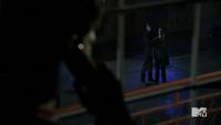 Teen Wolf Season 3 Episode 6 Motel California Tyler Posey Gideon Emery Melissa Ponzio Deucalion threatens Scott's Mom