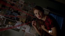 Teen Wolf Season 3 Episode 18 Riddled Lydia Listens