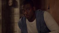 Teen Wolf Season 3 Episode 7 Currents Sinqua Walls Boyd in Derek's Loft