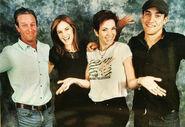 Teen Wolf News Linden Ashby Susan Walters Eaddy Mays Keahu Kahuanui Australia
