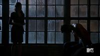 Teen Wolf Season 3 Episode 6 Motel California Haley Webb Tyler Hoechlin Jennifer Blake Derek Hale in the loft