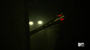 Teen Wolf Season 5 Episode 14 The Sword and the Spirit Hunter device