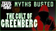 Teen Wolf Myth Busted You've Never Seen Greenberg on Teen Wolf