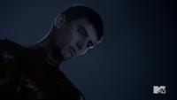 Teen Wolf Season 3 Episode 3 Fireflies dead guy on lifegaurd stand