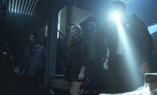 Riddled - Scott, Lydia, Aiden, Alguacil