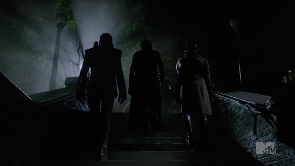 Teen wolf season 5 tease Doctors stairs.png