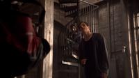 Teen Wolf Season 3 Episode 7 Currents Tyler Hoechlin Daniel Sharman Derek and Isaac Loft Stairs