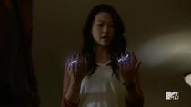 Teen Wolf Season 5 Episode 15 Amplification Electric Kira
