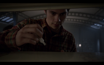Teen Wolf Season05 Episode 1 creatures of the night Stiles Stilinski senior ritual at bhhs library