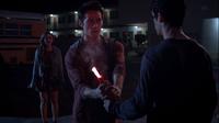 Teen Wolf Season 3 Episode 6 Motel California Holland Roden Dylan O'Brien Tyler Posey Lydia Stiles saves Scott