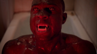 Teen Wolf Season 3 Episode 6 Motel California Sinqua Walls Boyd rises from the water