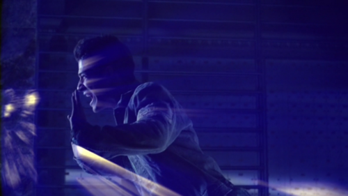 Teen Wolf Season 3 Episode 7 Currents Tyler Posey Scott McCall pushes agains Mountain Ash barrier.png
