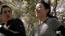 Teen Wolf Season 3 Episode 19 Letharia Vulpina Kira passes Danny