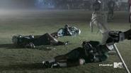 Teen Wolf Season 5 Episode 17 A Credible Threat Kira takes out lacrosse team