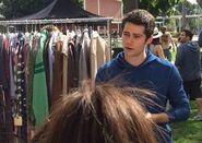 Teen Wolf Season 5 Behind the Scenes Dylan O'Brien at Pali High talking 021115