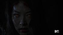 Teen Wolf Season 4 Episode 12 Smoke & Mirrors Kira beings to heal