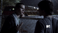 Stiles feels like Robin
