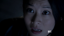 Teen Wolf Season 3 Episode 18 Riddled Kira scared