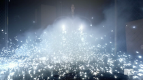 Teen Wolf Season 3 Episode 15 Galvanize Kira electricity