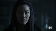 Teen Wolf Season 5 Episode 17 A Credible Threat Kira coming for Scott