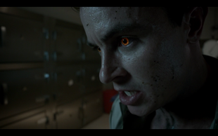 Teen Wolf Season05 Episode 1 creatures of the night Deputy Parrish waking up at hospital