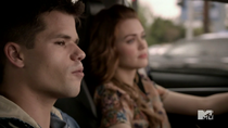 Teen Wolf Season 3 Episode 22 De Void Aiden and Lydia