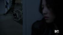 Teen Wolf Season 3 Episode 14 More Bad Than Good Kira Locker Room Coyote