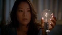 Teen Wolf Season 3 Episode 18 Riddled Arden Cho Kira Foxfire