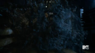 Teen Wolf Season 5 Episode 20 Apotheosis Mason emrges