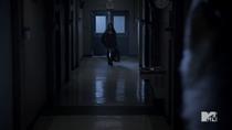 Teen Wolf Season 3 Episode 14 More Bad Than Good Kira Coyote hallway