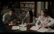 Teen Wolf Season05 Episode02 Parasomnia the gang discussing Theo