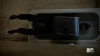 Teen Wolf Season 3 Episode 6 Motel California Sinqua Walls Boyd Suicide
