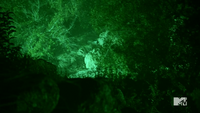 Teen Wolf Season 3 Episode 3 Fireflies Infrared nightvision