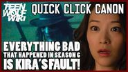 Teen Wolf Mystery Why the Ghost Riders Got Stuck (Blame Kira)