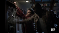 Teen Wolf Season 2 Episode 6 Motel California Dylan O'Brien Sinqua Walls Stiles Boyd SMASH