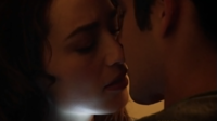 Teen Wolf Season 3 Episode 7 Currents Crystal Reed Scott McCall Allison and Scott almost kiss