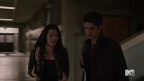 Teen Wolf Season 3 Episode 19 Letharia Vulpina Kira explains Nogitsune to Scott