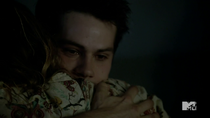 Teen Wolf Season 4 Episode 4 The Benefactor Stiles helps Malia control