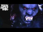 Werewolf is better than Monster on Teen Wolf